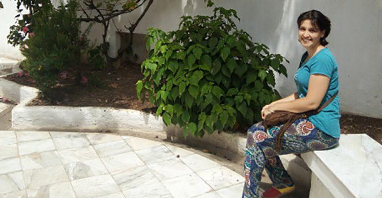 "Photo of كنزة ليست مؤرخة لكنها ""بنت القصبة"""