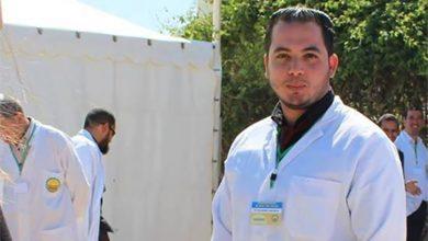 Photo of عبد السلام براشد  من مركز تطوير الطاقات المتجددة بالعاصمة