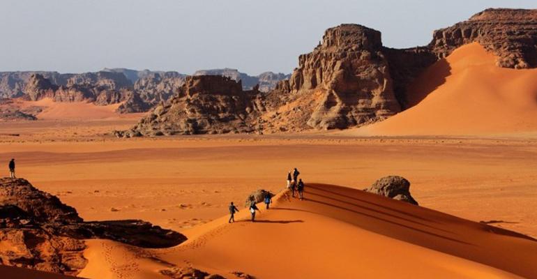 Photo of 3 مناطق سياحية ساحرة في صحراء الجزائر