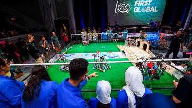 Photo of شباب وأطفال جزائريون يصنعون الروبوتات