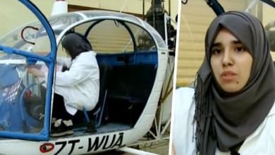 Photo of فوز طالبة جزائرية لأول مرة في مسابقة طيران دولية