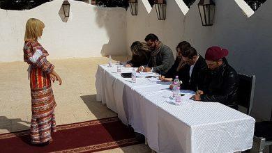 "Photo of مسابقة ""ملكة جمال البيئة"" بوهران"