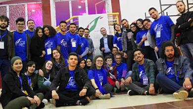 Photo of اكتشف المخيم الذي يجتمع فيه الشباب الجزائري