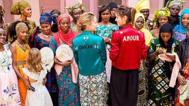 Photo of منى أسست دار أزياء لتوظيف النساء المضطهدات