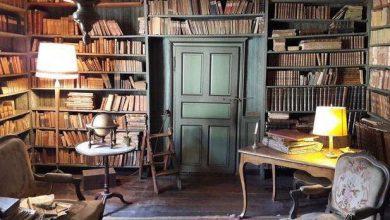 Photo of تخيل لو عثرت على مكتبة عمرها 200 سنة!