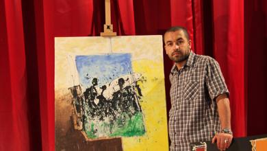 Photo of مهندس الميكانيك الجزائري الذي احترف الفن