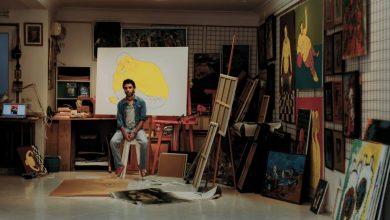 Photo of فنان جزائري وصفوا رسوماته بالسيئة فأصبح مشهورا في أوروبا