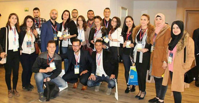 Photo of طلاب جزائريون يشاركون في الأيام الدولية للتسويق الفندقي