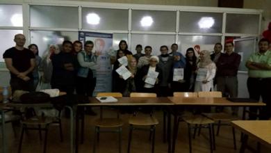 Photo of طلاب جزائريون يؤسسون شركة لتحقيق أرباح من نفايات المكاتب