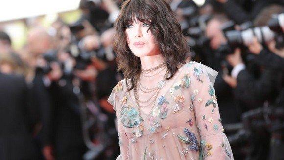 Photo of الممثلة إيزابيل عجاني تصور فيلمها الجديد بالجزائر