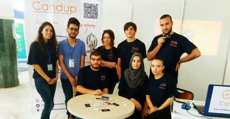 Photo of طلاب جزائريون يصممون مروحة ذكية ويفوزون بلقب أفضل منتوج لسنة 2018