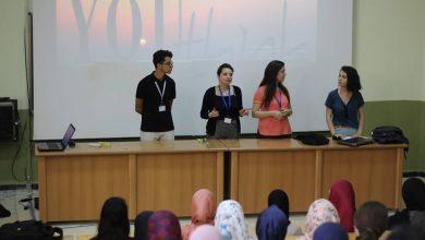 Photo of طلاب الطب في جامعة تلمسان يؤسسون نادي علمي للأفكار المبتكرة