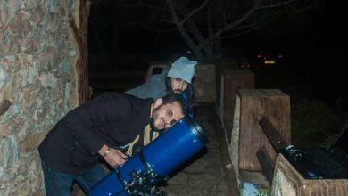 """Photo of جزائريون يصنعون """"تليسكوب"""" لتمكين الشباب من رصد الأجرام"""