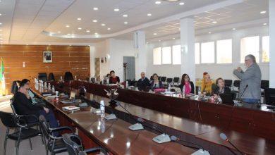 صورة اتفاقية تعاون بين جامعة وهران وجامعة إسبانية في مجال السينما والسمعي البصري