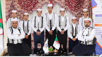 Photo of طلاب جزائريون يشاركون في الأولمبياد الدولي للغة الإنجليزية