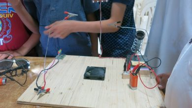 Photo of نادي علمي لتدريب الشباب على مبادئ الروبوتيك في غرداية