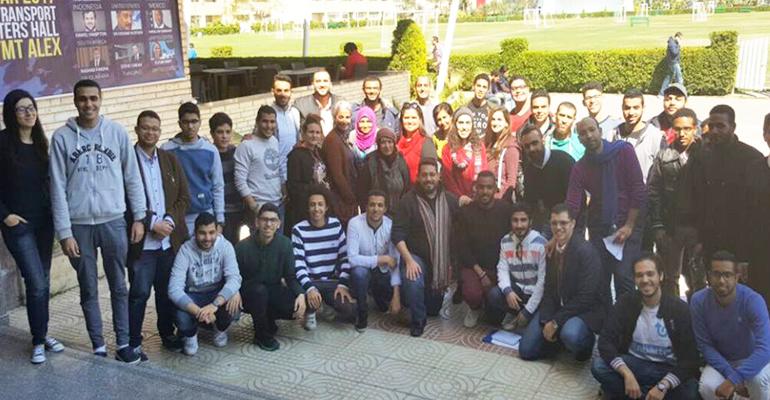 Photo of فرصة للطلاب الجزائريين للفوز بجوائز مالية في مسابقة العرب لريادة الأعمال