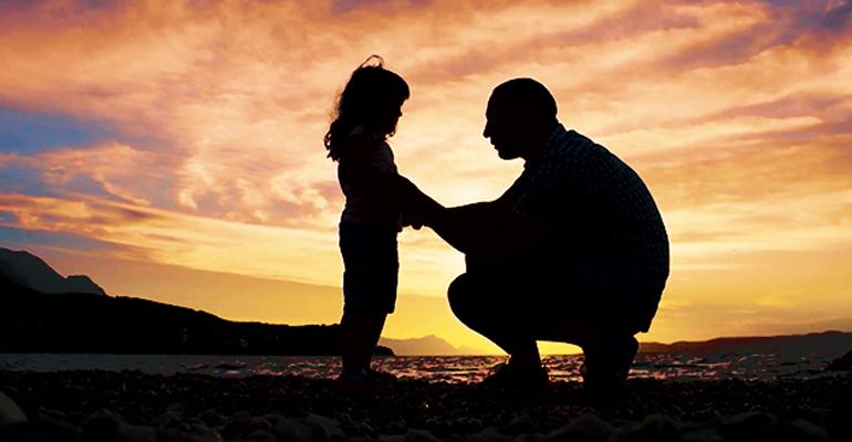 صورة وصايا أب لابنته التي لم تولد بعد