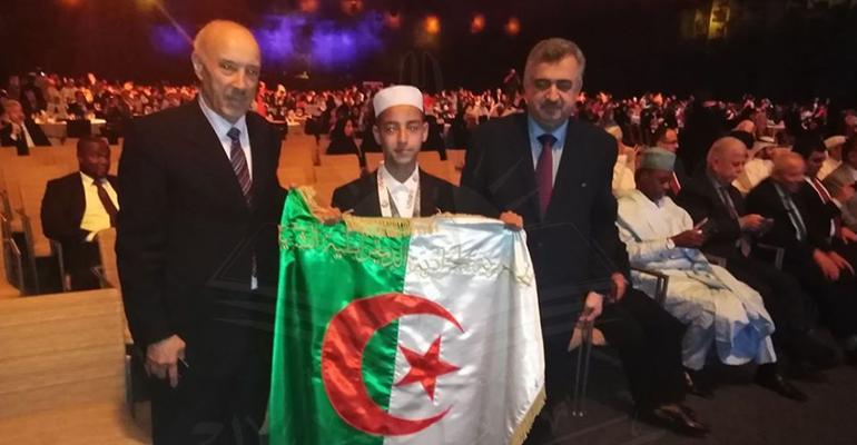 Photo of طالب جزائري يفوز  في أولمبياد العلوم الدولي للناشئين