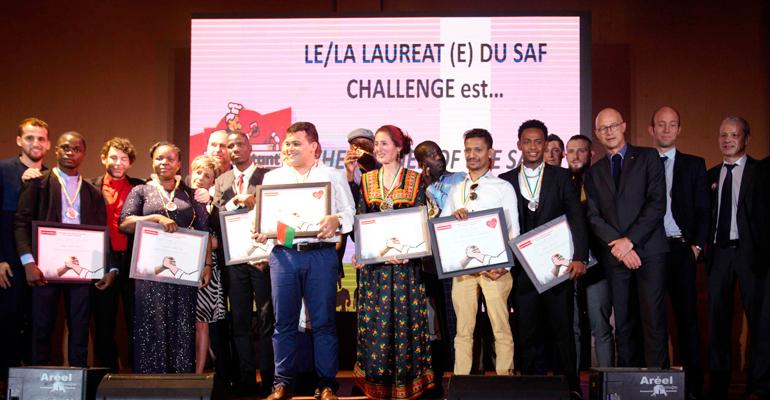 Photo of جزائرية تفوز بجائزة أفضل صانعة خبز في افريقيا