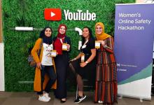 Photo of 4 شابات جزائريات تحصلن على المركز الأول في مسابقة جوجل لسلامة النساء على الانترنت