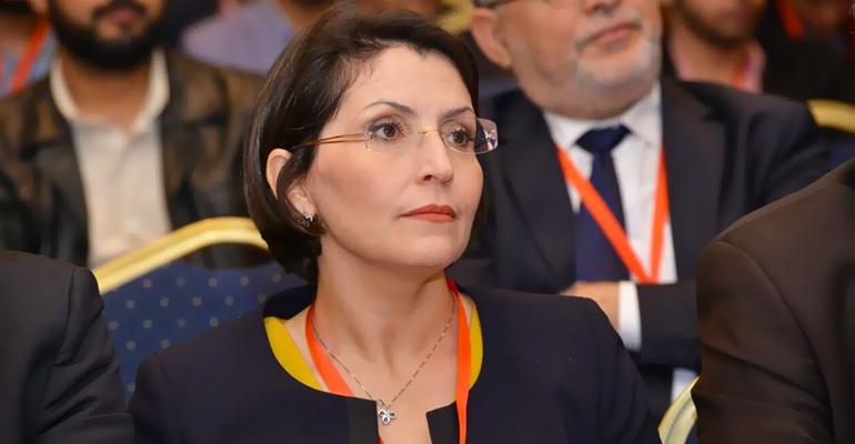 وداد بلهوشات جزائرية ضمن أقوى سيدات الأعمال في 2020 حسب مجلة فوربس