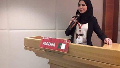 Photo of شابة جزائرية تفوز بلقب أفضل ديبلوماسي متميز  في هيئة الأمم المتحدة