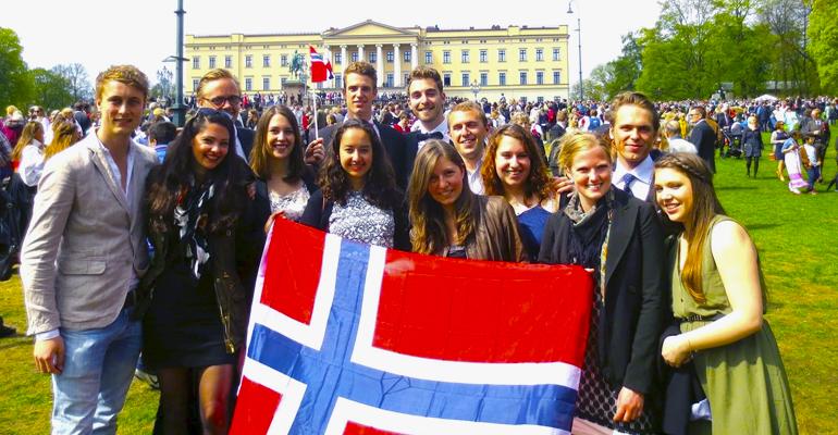 كيف تسجل للدراسة في النرويج 2021 مجانا خطوة بخطوة
