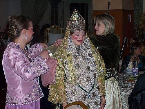 Photo of تقاليد زي الزفاف التلمساني الذي صنفته اليونيسكو تراثا عالميا