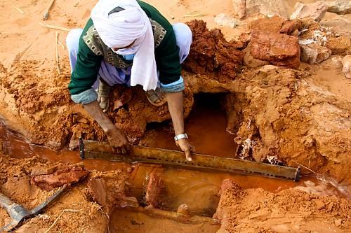 كيالي ماء الفقارات في الجزائر