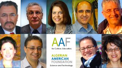 باحثين جزائريين مغتربين