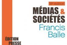 صورة دراسة وسائل الإعلام والمجتمع في كتاب فرانسيس بال