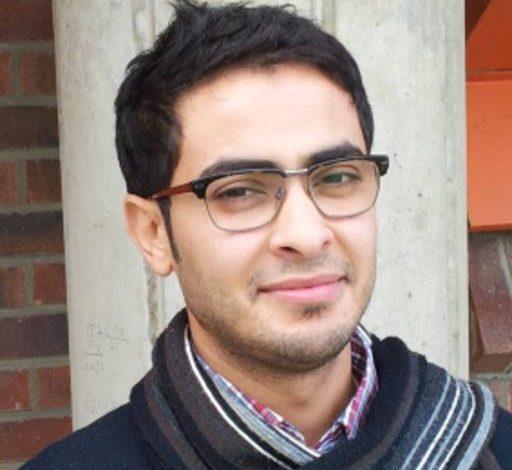 صورة شاب جزائري يفوز بجائزة أفضل مدير تنفيذي في الذكاء الاصطناعي بأمريكا