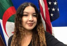 صورة تدريب للطلاب الجزائريين من سفارة الولايات المتحدة